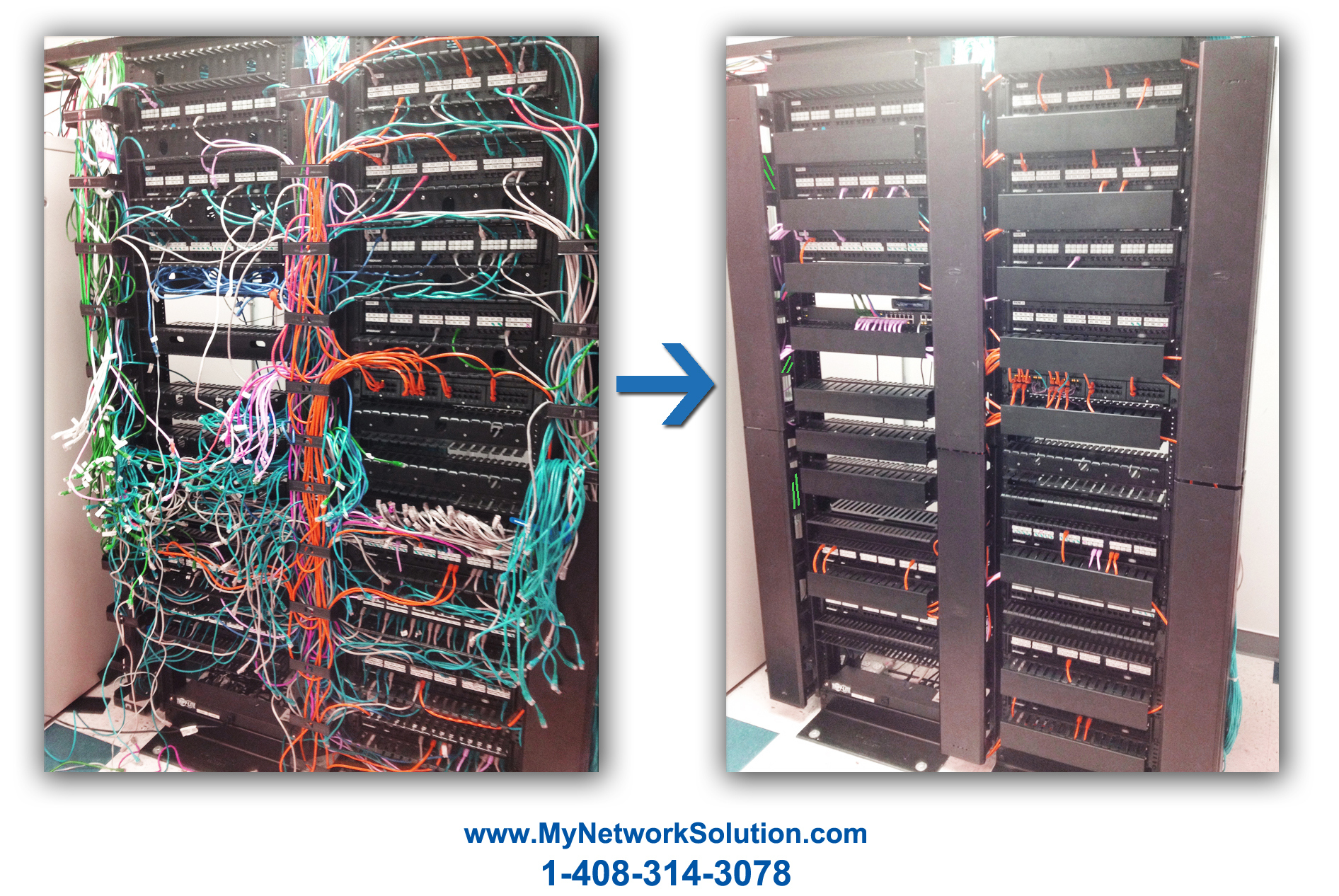 Office Relocation & Re-wiring